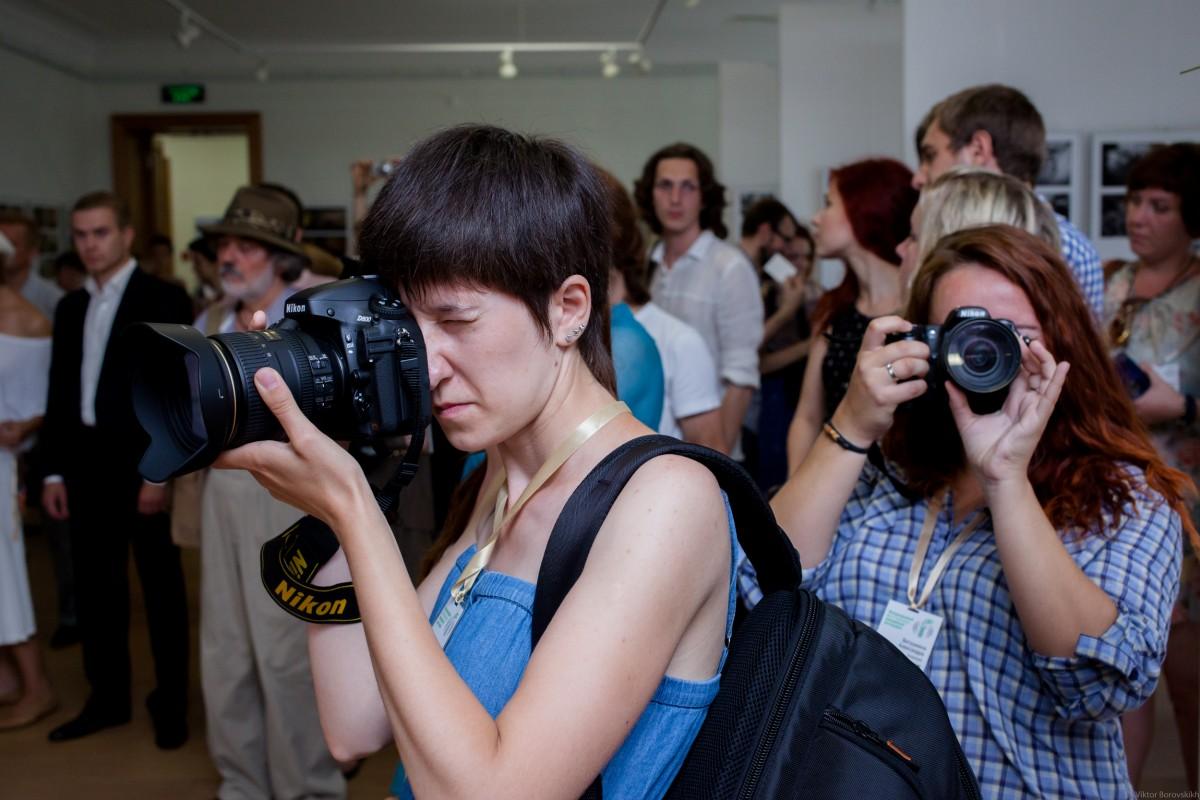 Фестиваль Молодые фотографы Росии.
